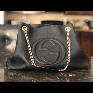 Authentic Gucci Soho Bag